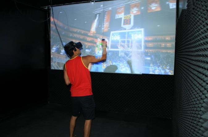 Virtual Reality Experience In Gran Canaria
