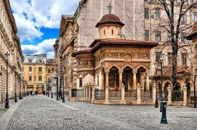 Bucharest Guided City Tour