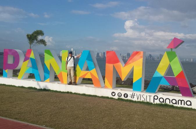 Excursão de dia inteiro na Cidade do Panamá, Panamá