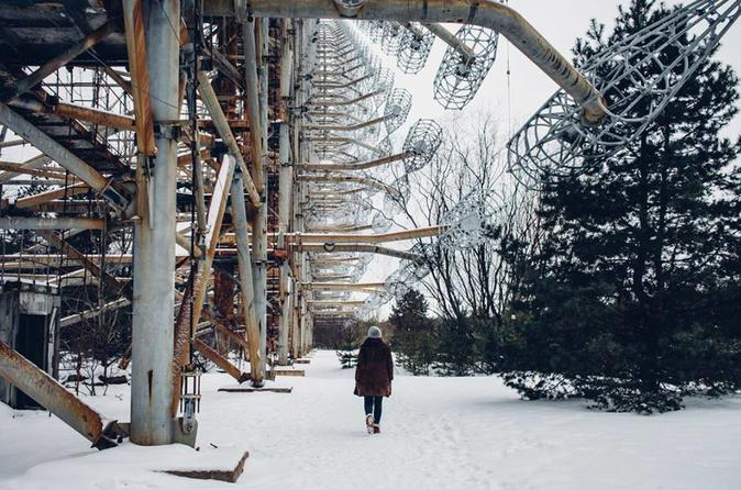 Private Tour To Chernobyl - Kiev