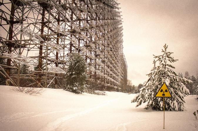 Two-day Group Tour To Chernobyl - Kiev