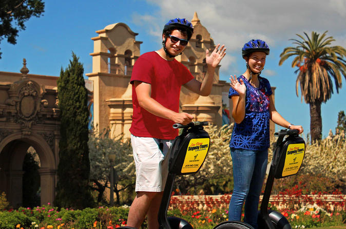 Balboa Park Tour by Segway