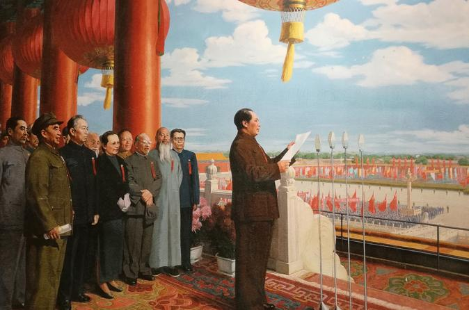 Red Route Tour- Chinese Communist Party