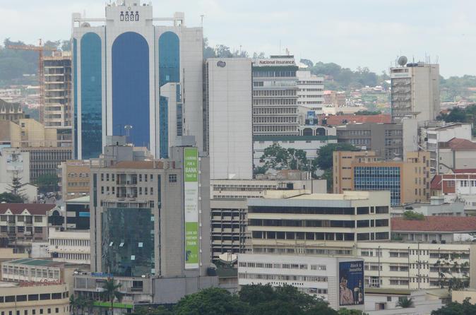 1 Day Greater Kampala City Tour