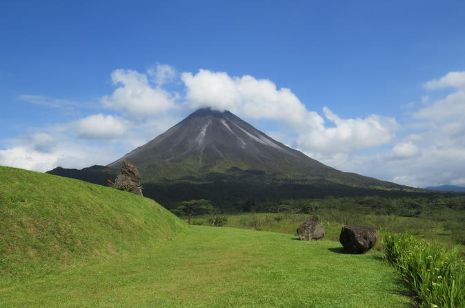 Arenal Volcano: Oxcarts - Volcanic Trails and Hot Springs