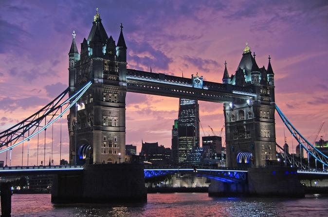 London: Famous Landmark Guided Walking Tour