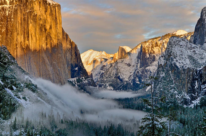 Private San Francisco - Yosemite Park Full-Day Tour