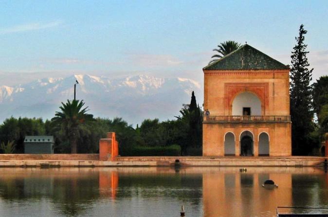 Marrakech Highlights: Guided Day Tour From Agadir - Marrakesh