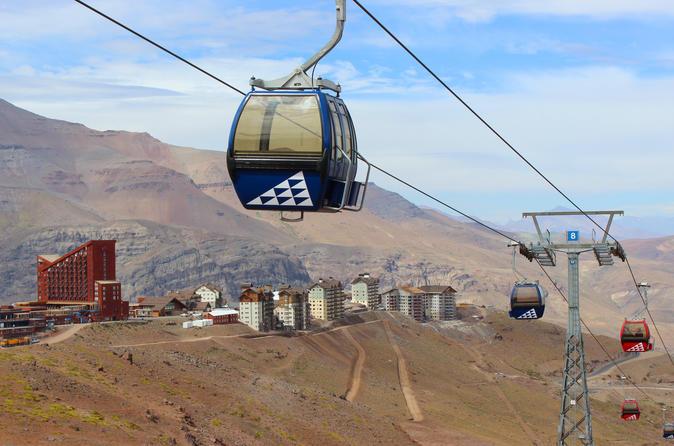 Farellones and Valle Nevado Summer Tour from Santiago