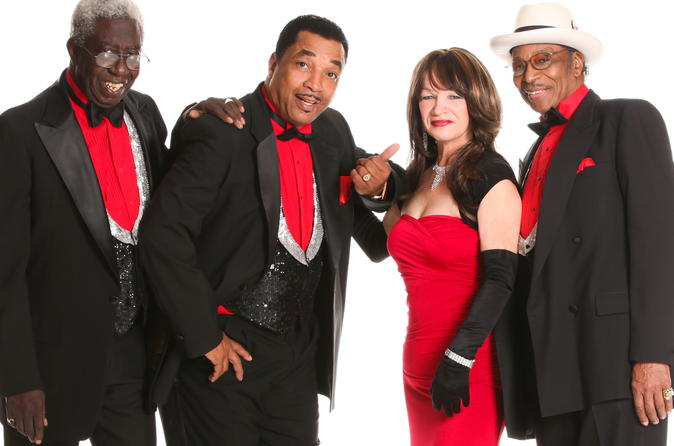 Doo wop and drifters of branson in branson 378092