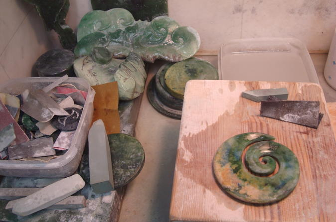 Custom Made Jade Carvings