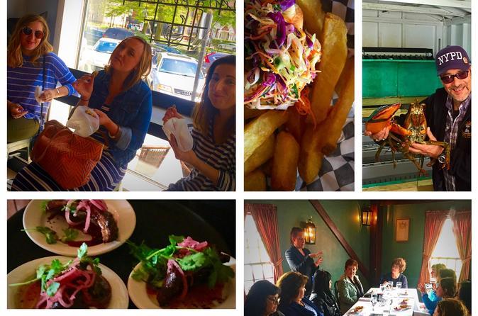 Newport Neighborhood Food Tour