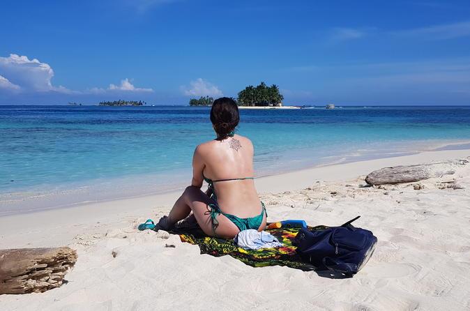 San Blas Island-Hopping Day Trip From Panama City(Semi-Private Transfer)