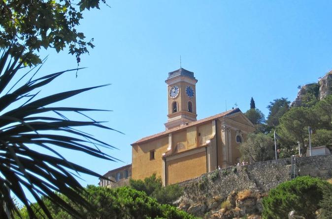 Viagem de meio dia até Eze, Mônaco e Monte-Carlo saindo de Nice
