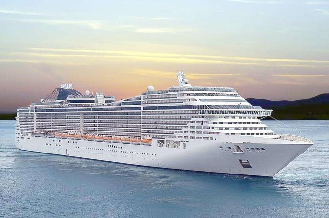 Private Arrival Transfer: Tianjin Xingang Cruise Port to Central Beijing