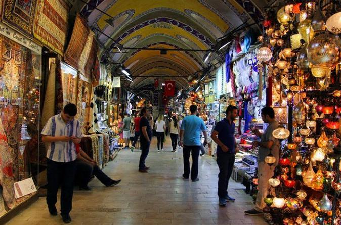 Private Shopping Tour with a Personal Shopper From Istanbul