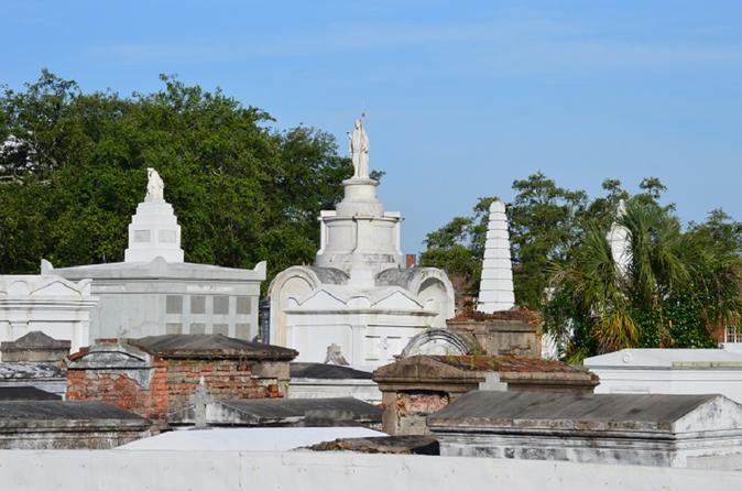 New Orleans' St. Louis Cemetery Number 1 Tour