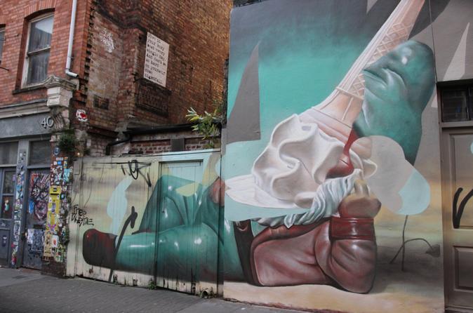 Street Art Running Tour - London