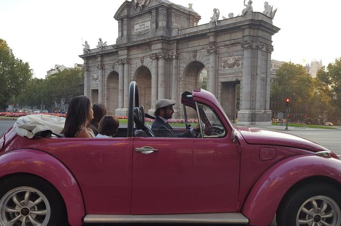 Madrid Gastronomic Tour by Beetle