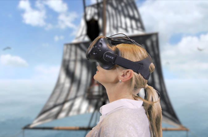 Historium Bruges Virtual Reality Ticket with optional Explorer Ticket