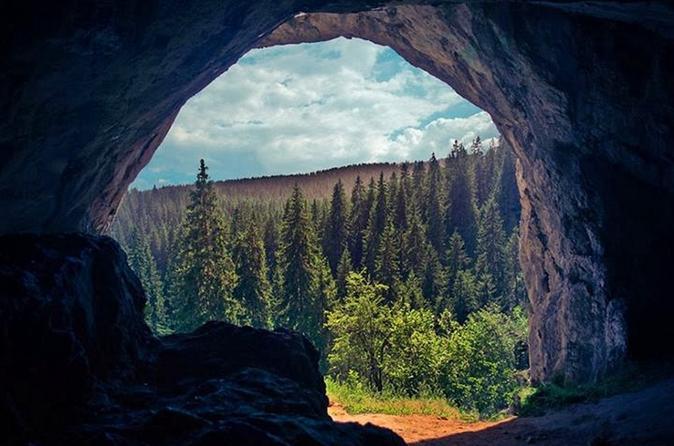 From Sarajevo: Bijambare Caves & Nature Park