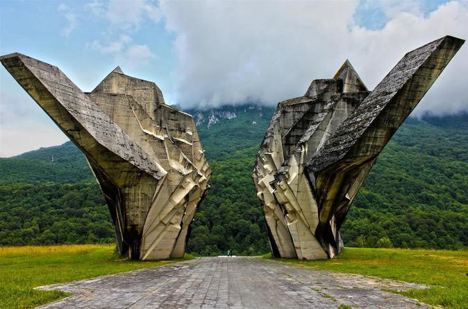 From Sarajevo: Sutjeska National Park