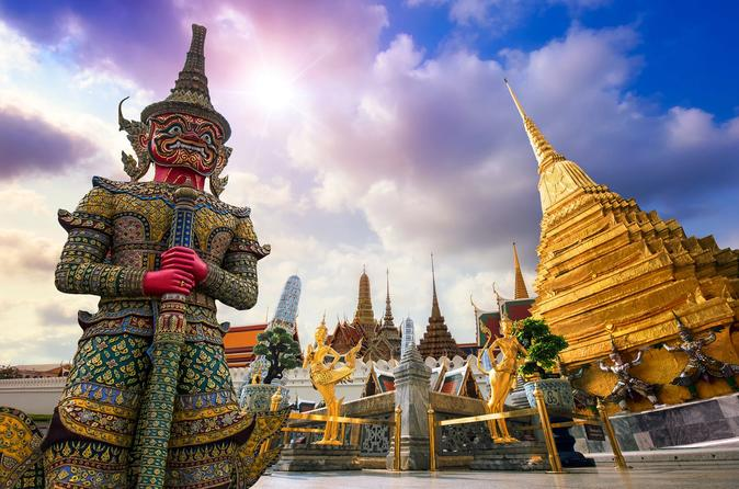 Private Tour: Full-Day Customizable Tour Of Bangkok City