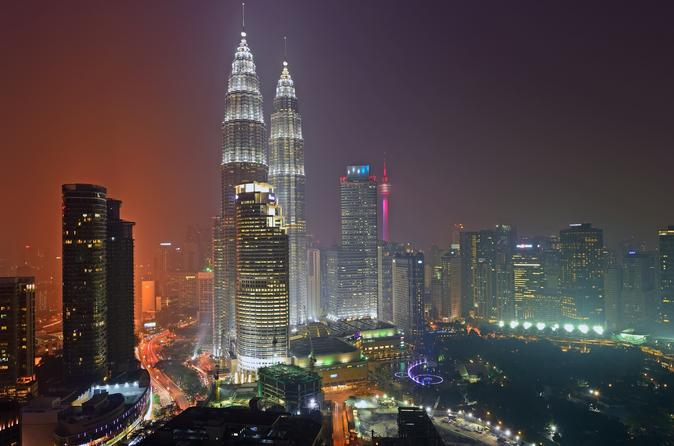Skip-The-Line Petronas Twin Towers Tickets With Free Hotel Delivery