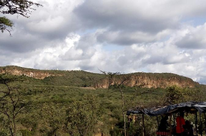 Hell's Gate National Park: Full-Day Tour from Nairobi with Elsamere