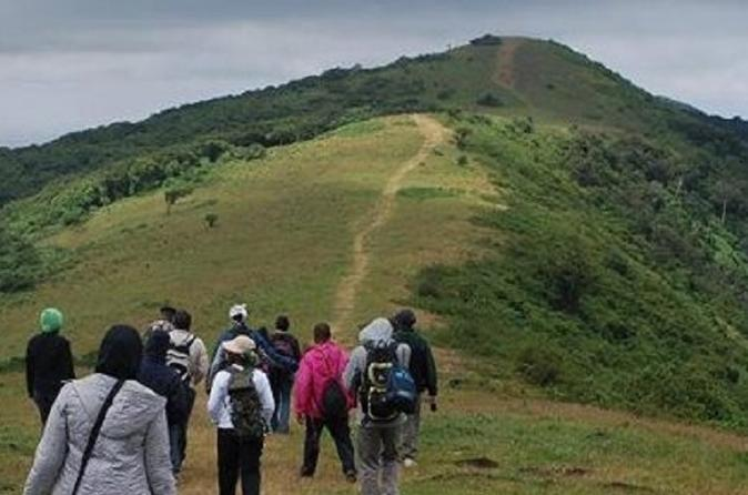 Ngong Hills Hike with Lunch at Olepolos Country Club from Nairobi