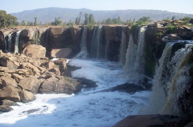 Ol Donyo Sabuk National Park Tour