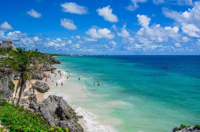 Tulum, Coba , Cenote & Playa Del Carmen From Cancun