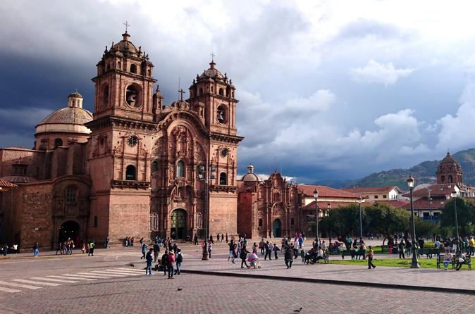 Private City Tour In Cusco And Surroundings