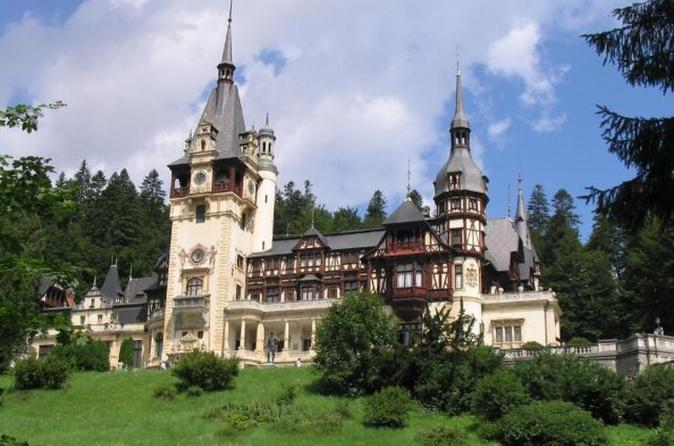 Castles of Transylvania - Private Day Trip from Bucharest Romania, Europe