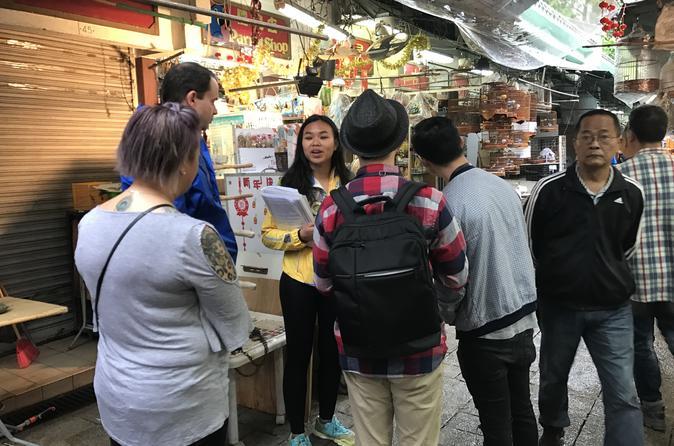 Afternoon Walking Tour on Dark Side of Hong Kong
