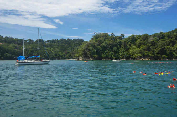 Sailing tour with lunch and open bar from quepos manuel antonio in quepos 396118