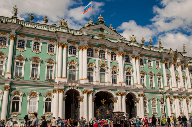 Transfer and the Hermitage