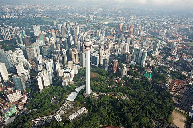 Kuala Lumpur City Tour And Buffet Lunch At Kuala Lumpur Tower Rotating Restaurant