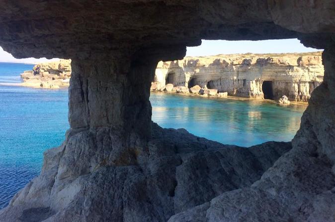 Cave Dwellers Jeep Safari - Ayia Napa