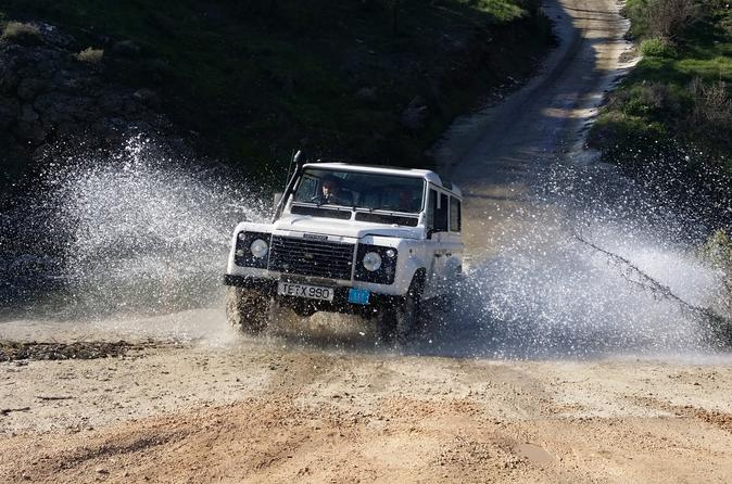 Troodos Jeep Safari - Ayia Napa
