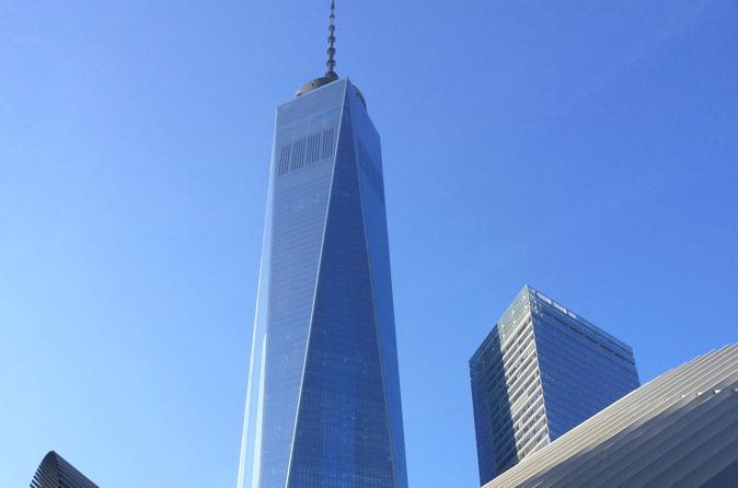World Trade Center And Historic New York Walking Tour - New York City