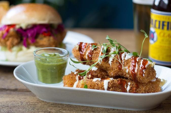Vegan Street Food Tour In Camden Town - London
