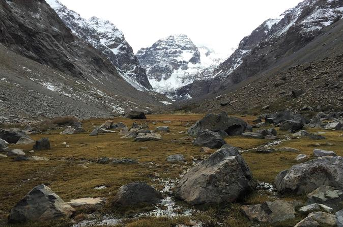 2-Day Private Hiking Tour to La Paloma Glacier