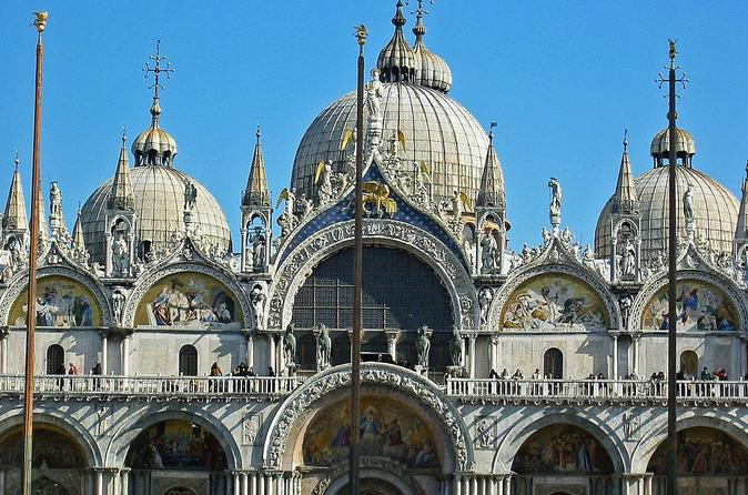 Skip The Line Venice Doge S Palace And St Mark S Basilica