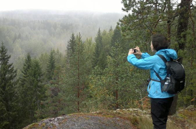 Half day nature adventure to nuuksio national park from helsinki in espoo 394820