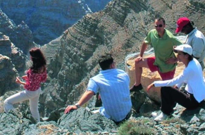 Hajar Mountain Safari from Dubai