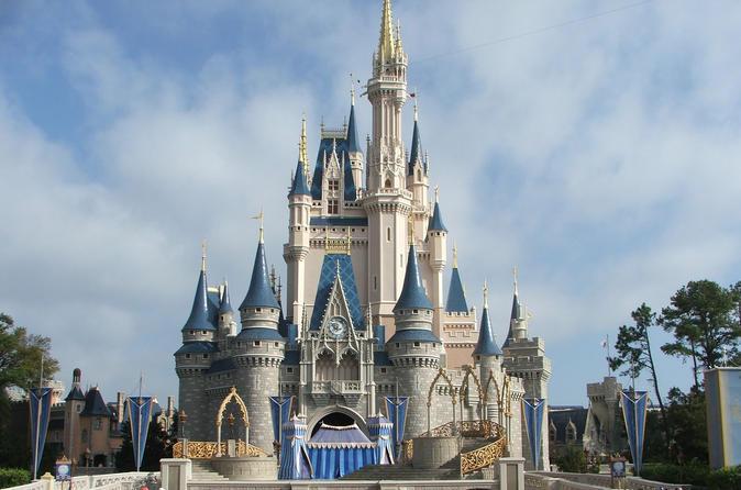 Day trip to Walt Disney World from St Petersburg