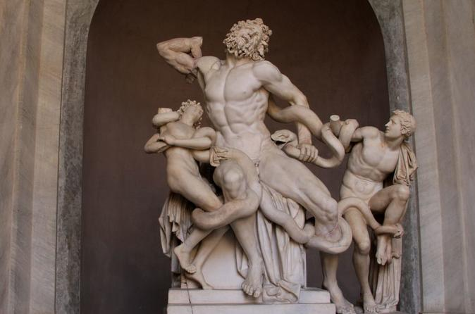 Sistine Chapel, Vatican Museum and Basilica Small Group Tour