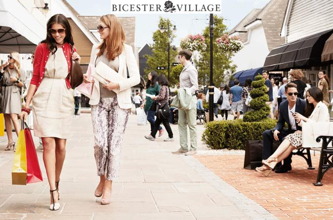 Bicester Village Shopping Tour