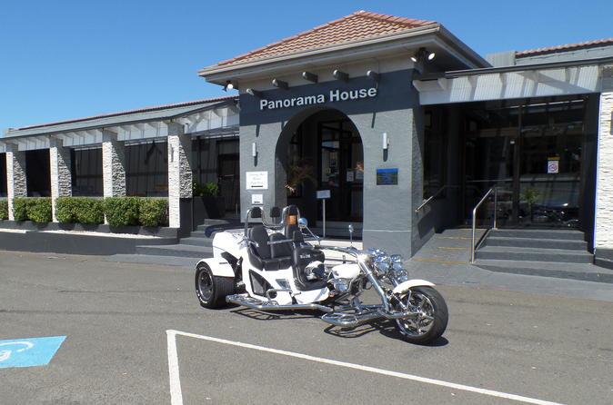 Panorama House Luncheon Trike Tour